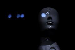 awakening (N.sino) Tags: xpro1 xf35mmf14r marunouchi shopwindow mannequin robot awakening