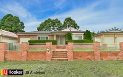 22 Galloway Crescent, St Andrews NSW