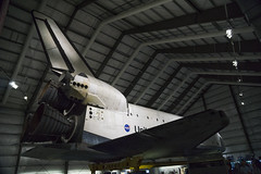 Space Shuttle Endeavour in the California Science Center, USA (Mark Blankvoort) Tags: usa road trip roadtrip space shuttle fleet endeavour