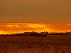 sunset at barmston (time traveller [']) Tags: sunset yorkshire barmston