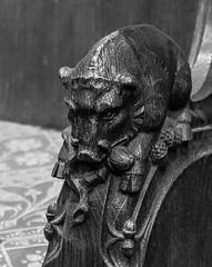 Edinburgh-70 (Davey6585) Tags: edinburgh scotland unitedkingdom uk brexit europe wanderlust travel canont2i canon blackandwhite saintgilescathedral stgilescathedral church cathedral boar bw blackwhite