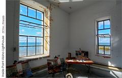 Inside Point Abino Lighthouse (jwvraets) Tags: lighthouse pointabino pointabinolighthousepreservationsociety historicsite lakeerie crystalbeach interior opensource hdr luminance rawtherapee gimp nikon d7100 nikkor1224mm