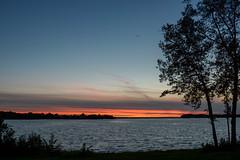 Deschenes Lookout : September 25, 2016 (jpeltzer) Tags: ottawa sunset deschenesrapids ottawariver