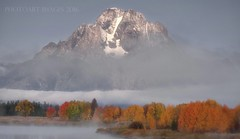Mount Moran (PhotoArt Images (catching up)!) Tags: mountmoran grandteton photoartimages usa wyoming fall autumn fallinthegrandtetons nikond3 nikon nikon80400mm