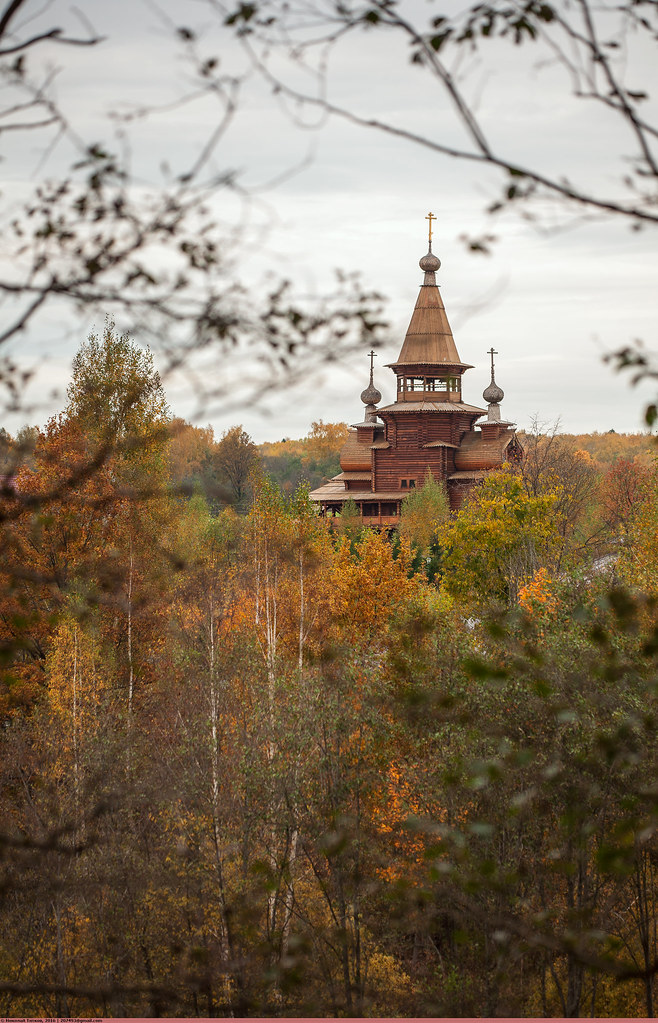 фото: Церковь Сергия Радонежского (Church of Sergius of Radonezh)
