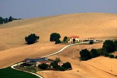 Scorcio Marchigiano (luporosso) Tags: natura nature naturaleza naturalmente nikond300s nikon marche italia fermo italy scorcio scorci country countryside paesaggio paesaggi landscape landscapes