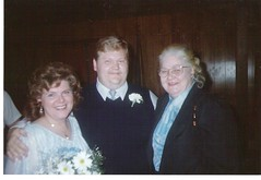 Church (captaingreen56) Tags: wedding michigan 1988 stjohn betty barbara larry grayling