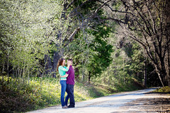 Love in Spring (Sierra Springs Photography) Tags: david pleasantvalley clouse engagementshoot laurastiles