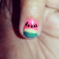 #watermelonnails #Watermelon (Lexdiablosa) Tags: art valencia square foot toes hand nails squareformat manicure pedicure nailpolish toenails nailart prettynails feer beautifulnails nailsdid nailstech iphoneography nailjunky instagramapp uploaded:by=instagram nailswag nailartaddict