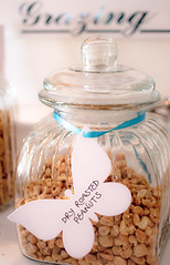 (Pixietoria) Tags: wedding glass marriage jar sweets sweeties ribbon weddingday nuptials weddingreception colabottles alexanderhouse