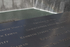 Kenneth Joseph Tarantino, 39. A broker for Cantor Fitzgerald, on the 105th floor of 1 World Trade Center. (Jonathan Lurie) Tags: new york city urban newyork joseph memorial unitedstates 911 ground gotham zero kenneth tarantino gothamcity nycnew metropois