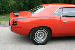 """1970 Plymouth 'Cuda 440 • <a style=""""font-size:0.8em;"""" href=""""http://www.flickr.com/photos/85572005@N00/8635058636/"""" target=""""_blank"""">View on Flickr</a>"""