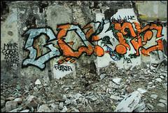 Cokney (SÖKE) Tags: street urban terrain streetart paris france art colors wall painting lost graffiti paint artist couleurs tag letters style spot spray peinture wc crew painter graff mur mb bombing abandonned lettres graffeur photographe abandonné graphotism vierge soke lieu friche batîment cokney cokne