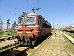 Maneuver (Evelin Iliev) Tags: train montana transport traction trains bulgaria railways bulgarian mezdra bdz