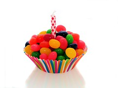 Jelly Bean Day (cathy.scola) Tags: colorful candy onwhite jellybeans