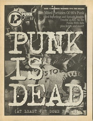 Punk Planet #12 zine Mar/Apr 1996 - Squirtgun - Cometbus - Cub - Hopeless flexi