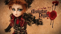 2013 New releases - Monsters Night series (kyanko2003) Tags: new june night doll dal groove series pullip monsters jun lyla wilhelmina releases isul 2013 taeyang byul