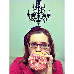 Happy Day of The Donut on Flickr! #PicTapGo (evaxebra) Tags: square squareformat iphoneography instagramapp pictapgo