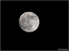 Veille de pleine Lune