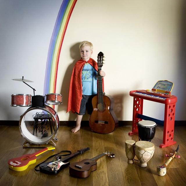 攝影師Garbriele Galimberti 的玩具故事計畫
