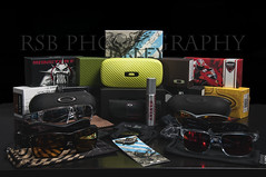 Day116 Oakley collection 4_26 (Ryan S Burkett | RSB Photography) Tags: sunglasses photoshop hp nikon signature special collection adobe cleaner ducati product limited edition straightjacket holbrook oakley apparel dispatch accessory cs6 d300s envy17
