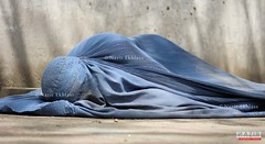 Sleeping women (Nazir Ekhlass) Tags: hijab burqa
