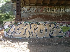 Smok (them nigguhs aint dying for you) Tags: new get out toys this newjersey respect fuck or nj shit jersey stomped hotboys grafflives