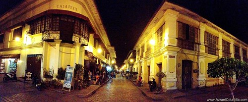 Calle Crisologo in Vigan - photos by Azrael Coladilla