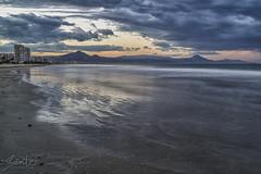 Playa de San Juan (Sento MM) Tags: playa alicante sanjuan nd8 filtrond
