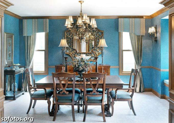 Salas de jantar decoradas (38)