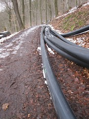 Pipes (Jeff Coons) Tags: travel forest canon germany deutschland is europe hiking hike powershot hills marburg wandern lahn wander sd940