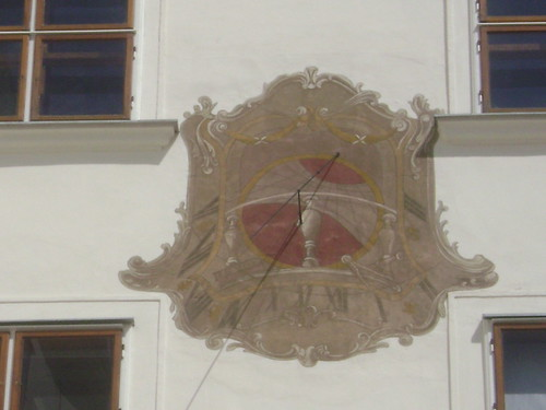 Wien Augustinerstrasse 3 Augustinerstift Innenhof