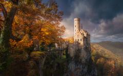 On the Rocks (@hipydeus) Tags: autumn castle germany herbst schloss burg