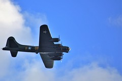 'Sally B' (stavioni) Tags: memphis belle sally b 124485 boeing b17g flying fortress ww2 wwii plane airplane