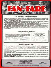 Manchester United vs Aston Villa - 1980 - Page 20 (The Sky Strikers) Tags: manchester united aston villa football league division one old trafford review 20p