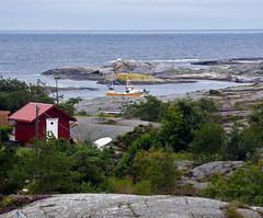 160824_0019 (larseriksfoto) Tags: portr krager telemark norge norway dmctz70 dmczs50 fiskebt fishingboat fjll hav sea skagerrak