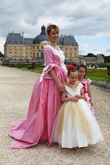 Vaux-le-Vicomte, Journe Grand-Sicle 2016 (Micleg44) Tags: vauxlevicomte maincy seineetmarne iledefrance france chteau grandsicle piquenique djeuner costume portrait 2016