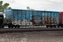 (o texano) Tags: houston texas graffiti trains freights bench benching seyoe rtd