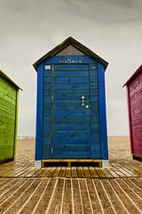 Cerrado por vacaciones - Closed for vacations (jmpastorg) Tags: mar sea mediterraneo playa beach alicante sanjuan espaa spain caseta 2016 1750