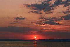 balaton skyscape II. (sunsetsra) Tags: balaton balatonboglar balatonboglr lake hungary sky skyscape nature water waterscape sun clouds cloud sunset twilight sundown