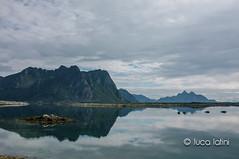 Isole Lofoten-21 (Luca Latini) Tags: landscape paesaggio viaggio travel sky cielo norway norvegia mountain montagna svolvaer reine alofoten lofoten ocean lucalatini oceano