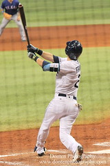 Nick Franklin (jwdonten) Tags: majorleaguebaseball americanleague tampabayrays tropicanafield nickfranklin