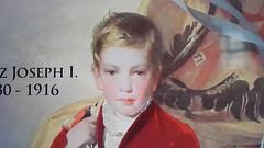 Portraits of Emperor Franz Joseph I over the years (John Steedman) Tags: austrianstatelibrary statehall prunksaal emperor franzjosephi kaiser vienna wien vienne sterreich autriche staatsbibliothek