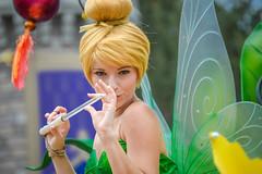 Tinkerbell (giorgymolano) Tags: festival fantasy parade magic mk fof walt disney world resort orlando florida wdw pixie hollow fairy neverland peter pan tinkerbell tinker bell dust