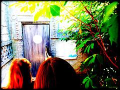Door To The Ancient Temple (rcvernors) Tags: doortotheancienttemple rcvernors rickchilders door templedoor hiddendoor indianajones temple saturated adventure