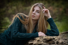 Dina Shkamo (KondratovychPhotography) Tags: girl model portrait women nikon юпитер 37а девушка портрет черкассы черкаси украина photoshop cs5 face hair eyes