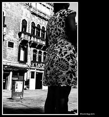 black and white fantasy (magicoda) Tags: italia italy magicoda foto fotografia venezia venice veneto biancoenero blackandwhite bw bn persone people blackwhitephotos maggidavide davidemaggi voyeur white curioso see vedere candid upskirt streetphotografy street turiste turista tourist turisti turists donna woman vpl seethru perizoma thong panty nero black piedi feet barefoot sandal water sea controluce backlight sole sun gonna vento wind skirt hair 2016 wife miniskirt geometry geometrie brunette windy sighs fantasia fantasy dress fuji fujifilm x100 x100t