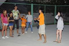 IMGP9950 (Henk de Regt) Tags: mongolië mongolia mohron mce buhug vrijwilligers volunteers children kinderen school sport games fun waterfight slangenmens contortionist summercamp