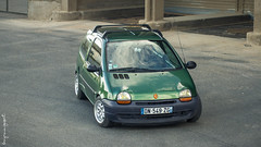 Twingo (Sobalou) Tags: renault twingo 12l 8v vert luzerne intratline intra tline 7x13 d7f low down germanlook german look rats