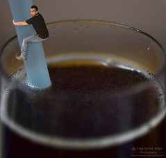 Miniature Trick Photography